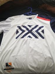 Christian K. verified customer review of Overwatch League Starter Away Jersey - New York Excelsior