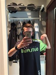 Katarzyna K. verified customer review of Overwatch League Starter Home Jersey - Houston Outlaws - Custom