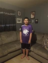 Rosa G. verified customer review of Overwatch League Starter Home Jersey - Los Angeles Gladiators - Custom