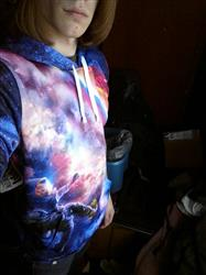 Jeffrey M. verified customer review of Lost Gravity Pullover Hoodie
