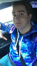 Caleb P. verified customer review of Stardust Pullover Hoodie