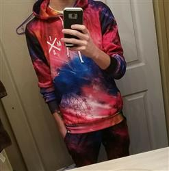 Dalton T. verified customer review of A Night to Remember Pullover Hoodie