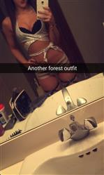 Paige B. verified customer review of Hologram Micro Cut Out Booty Shorts