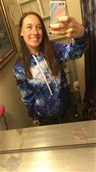 Jennifer A. verified customer review of Stardust Pullover Hoodie