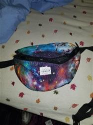 Sam J. verified customer review of Galaxy Neptune Fanny Pack
