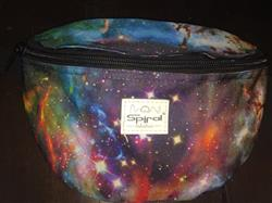 Brionna W. verified customer review of Galaxy Neptune Fanny Pack