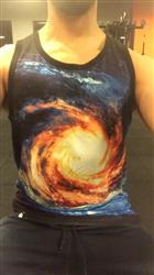 Russell Z. verified customer review of The Big Bang Men's Tank Top