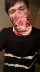 Infected Seamless Mask Bandana