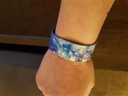 Christian W. verified customer review of Stardust ZOX Straps Wristband