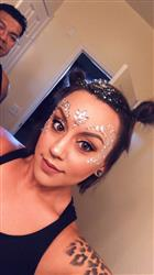 Jessica G. verified customer review of Galactic Glitter Glue