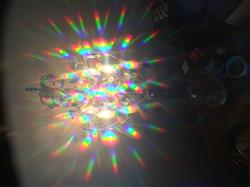 Ari S. verified customer review of Kitty Clear Diffraction Glasses