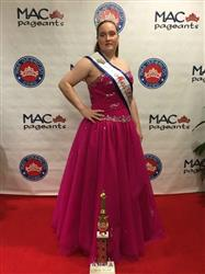 Kirsten K. verified customer review of MAC Pageants State Registration Fee