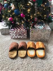 Jeremiah R. verified customer review of French Bread Slippers