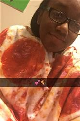 Caryn W. verified customer review of Pizza Blanket
