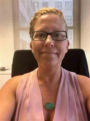 Miranda S. verified customer review of Aria Necklace
