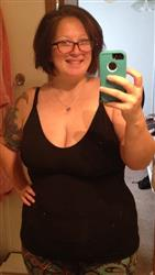 TIffany R. verified customer review of The Simply Sublime Nursing Tank