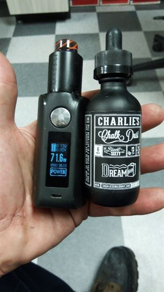 Steve E. verified customer review of DREAM CREAM BY CHARLIE'S CHALK DUST
