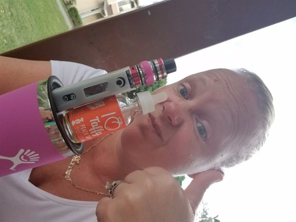 Shannon B. verified customer review of I LOVE TAFFY E JUICE BY MAD HATTER 60ML
