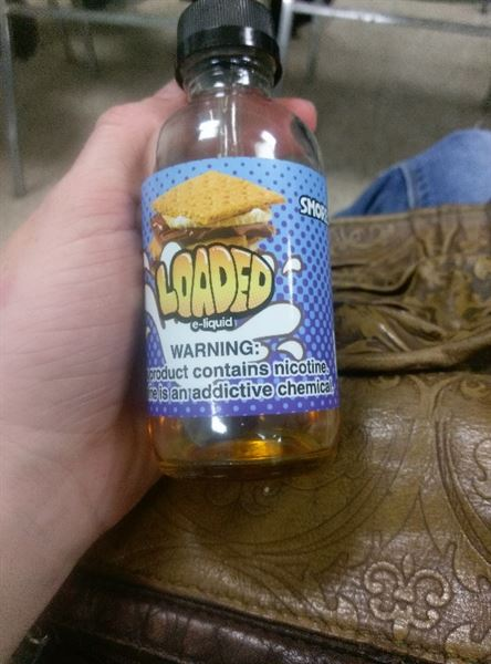 Anonymous verified customer review of SMORES E JUICE BY LOADED 120ML