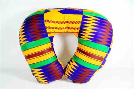 Anna A. verified customer review of Kente African Print (19002-1)