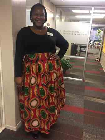 Emma S. verified customer review of Serpent African Print (90116-3)