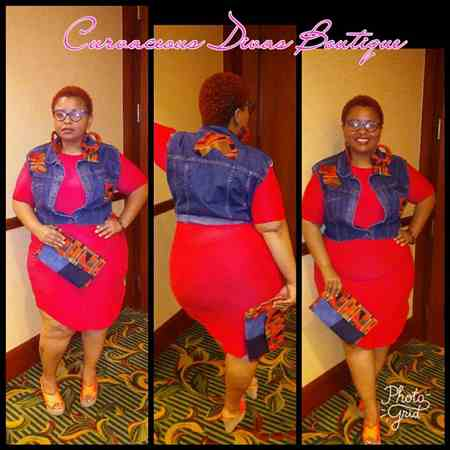 Earlene W. verified customer review of Kente African Print (19002-1)