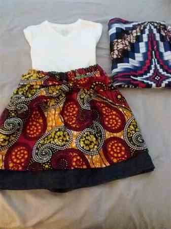 Michelle h. verified customer review of African Print (90129-2)