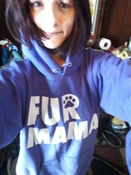 Brittany P. verified customer review of Fur Mama