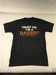 Donguk L. verified customer review of Trust Me I'm A Bassist