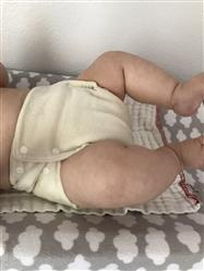 Kelly G verified customer review of Babee Greens Classic Merino Wool Diaper Covers