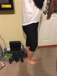 Angie verified customer review of Slimming Thermo Pants - 70% OFF