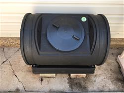 Christine A. verified customer review of 52 Gallon Compost Wizard Jr.