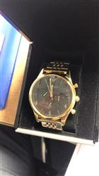 Jeevan T. verified customer review of Emporio Armani AR1893 Men's  Beta Chronograph Watch