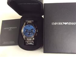 Natalja B. verified customer review of Emporio Armani AR1635 Men's Chronograph Watch