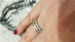Chrystal Dollarhide verified customer review of Art Deco Band