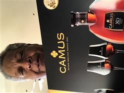 Dr R. verified customer review of Camus Cognac XO Elegance