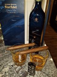 Anonymous verified customer review of Johnnie Walker Blue Label Ghost and Rare
