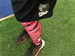 Old baseball compression tights / leggings