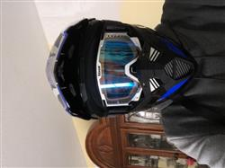 Matthew H. verified customer review of Voss ONE Dusty MX Goggles