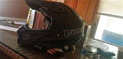 Joseph M. verified customer review of 801 X1 Pro Motocross Matte Black