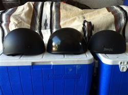 Paul Z. verified customer review of 700FRP EZ Rider Half Helmet - Three Amigos Graphic