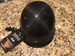 Richard B. verified customer review of 888CF Bullet Cruiser Half Helmet