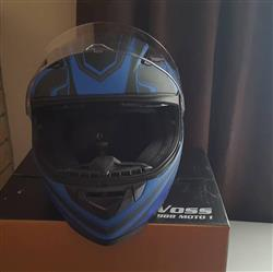 Scott M. verified customer review of 988 Moto-1 Full Face Face Shields