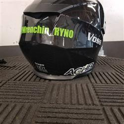 ryan s. verified customer review of 600 Dually Dual Sport Helmet - Matte Black