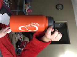 Aaron whitley verified customer review of Straw Lid for Vacuum Insulated Water Bottles
