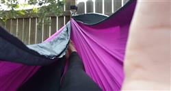 Alex R. verified customer review of Double Lightweight Camping Hammock & Tree Straps