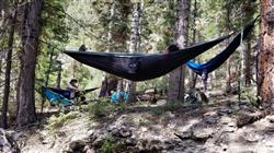 Claudio M. verified customer review of Double Lightweight Camping Hammock & Tree Straps