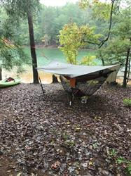 David M. verified customer review of Universal Camping Hammock Mosquito Bug Net
