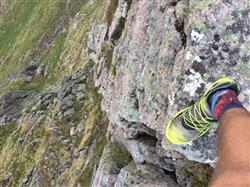 gilly c. verified customer review of La Sportiva Mutant (Apple Green/Carbon)