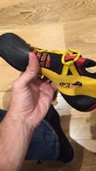 Domenico I. verified customer review of La Sportiva Genius